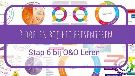 Spiksplinternieuw 3 Doelen voor het presenteren (O&O leren) - Merel Sprong GC-73